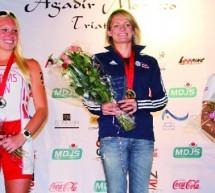 Un Irlandais et une Britannique remportent le triathlon 2012 d'Agadir