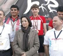 Championnat Special Olympics de la région MENA (édition feue SAR la Princesse Lalla Amina): Les Marocains dominent les compétitions de cyclisme