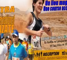 Abdelkrim Boubker et Samira Rayef ont remporté la Sixième édition de l'Ultra-marathon «Porte du Désert»