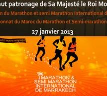 Le Marathon international de Marrakech, classé premier au niveau africain par l'IAAF