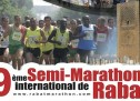 9ème édition du semi-marathon international de Rabat