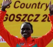 La Kényane Emily Chebet a décroché le titre du championnat du monde de cross-country à Bydgoszcz