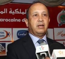 Les clubs et les ligues demandent la reconduction d'Abdeslam Ahizoune