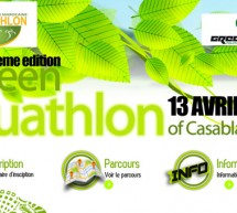 Green Duathlon of Casablanca le 13 Avril 2013