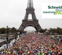 Résultat de la 37ème édition du Marathon de paris 2013