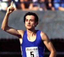Athlétisme: décès de l'ancien sprinteur Pietro Mennea