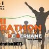 1ère edition du Semi Marathon International de Berkane le 31 Mars 2013