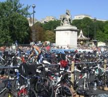 Le triathlon de Paris 2013 est annulé