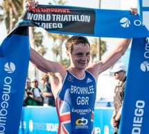 Alistair Brownlee remporte le triathlon de San Diego