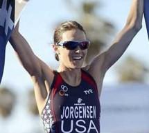 Gwen Jorgensen remporte le triathlon de San Diego