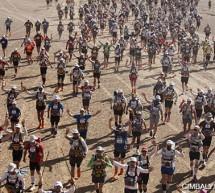Mohamed Ahansal remporte la 2ème étape du Marathon des sables-2013