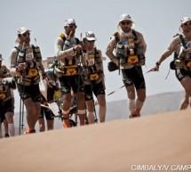 Marathon des sables-2013 (4è étape) : Mohamed Ahansal à deux doigts du sacre