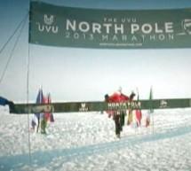 North Pole Marathon 2013