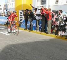 Le Français Mathieu Perget a remporté la 26è édition du Tour du Maroc de cyclisme