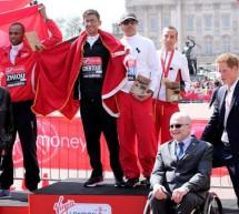 Marathon de Londres (paralympiques): Le Marocain El Amine Chentouf (T11) a établit un nouveau record