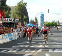 4è Challenge International Moulay El Hassan de cyclisme : le Tunisien Raouf Chtioui remporte la 2è étape