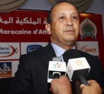 Coupe intercontinentale d'athlétisme, prévue en 2014 à Marrakech