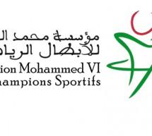 Signature à Rabat d'une convention de partenariat entre la Fondation Mohammed VI des champions sportifs et la FRMA