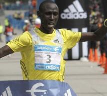 Francis Kiprop a remporté le marathon de Madrid 2013