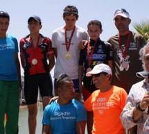 3ème Edition du Triathlon d'Eden Island à Bouznika