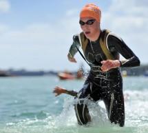 Rachel Klamer a été sacrée championne d'Europe de triathlon