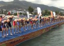 Vidéo : championnat d'europe de triathlon Highlights Elite Men