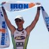 Ironman de Nice : le Belge Frederik Van Lierde signe un triplé