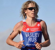 Ivan Vasiliev champion d'Europe de triathlon