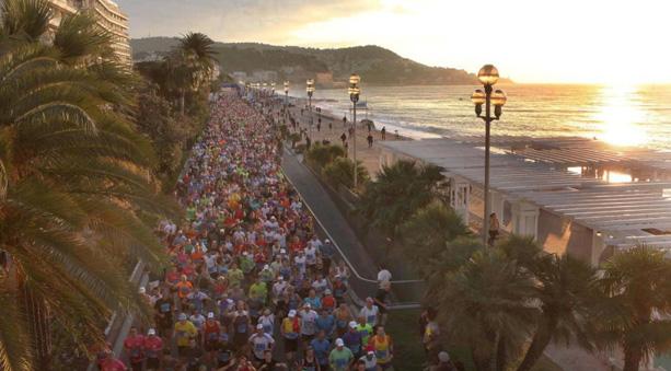 22ème édition du semi marathon de nice
