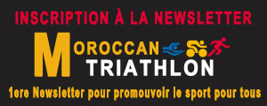 Inscription à la Newsletter Moroccan Triathlon