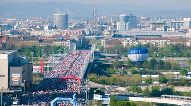 30ème édition du Marathon de Vienne 2013