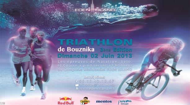 3ème Edition du Triathlon de Bouznika