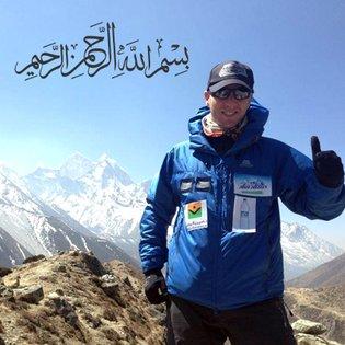 Nacer Ibn Abdeljalil, le premier Marocain au sommet de l'Everest